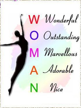 Happy Womens Day for all the women all over the world :)