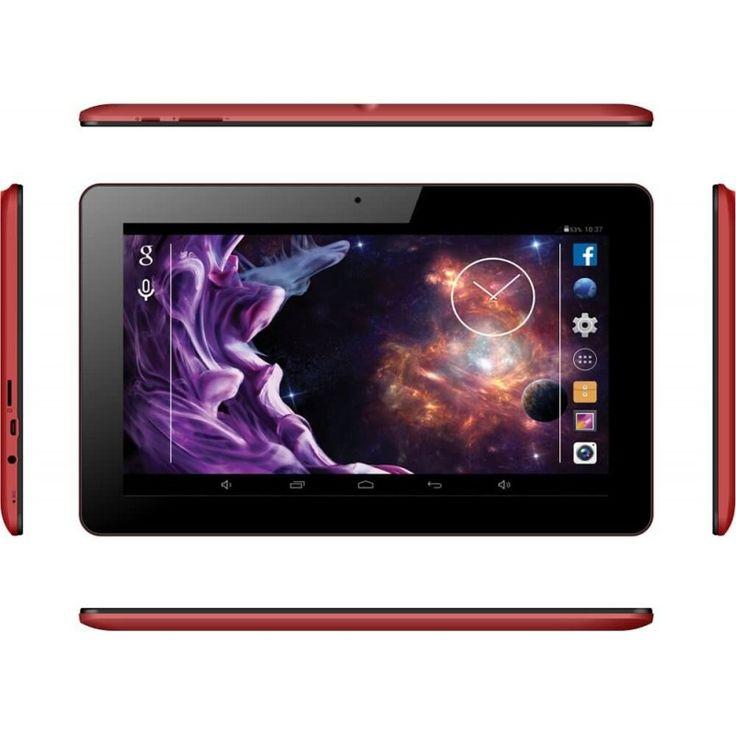 """Tablet 10.1"""" 8GB eStar Grand HD Quad Core Κόκκινο"""
