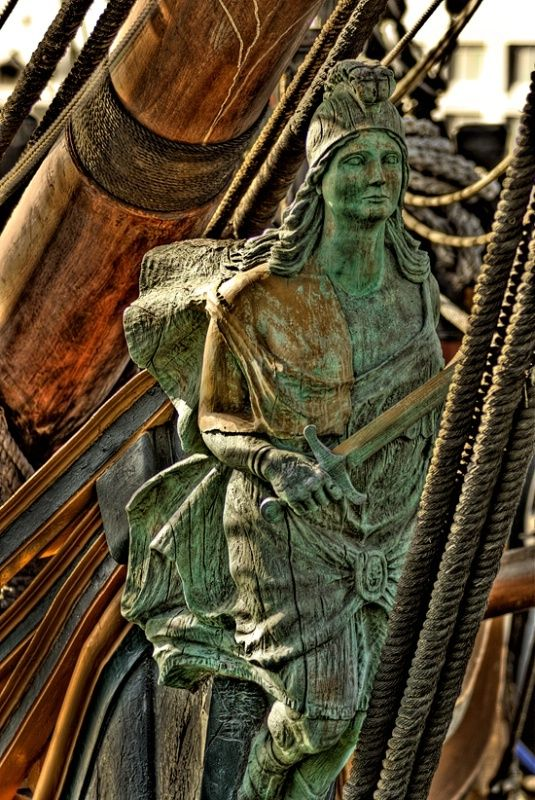 37 Best Images About Figurehead Ships On Pinterest