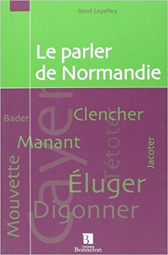 Le Parler de Normandie: Amazon.ca: Books