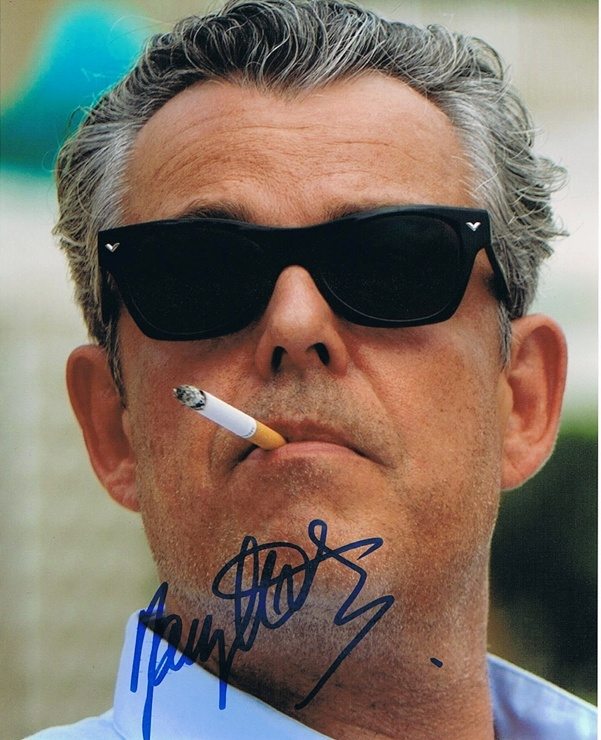 Danny Huston Signed 8x10 Photo - Video Proof