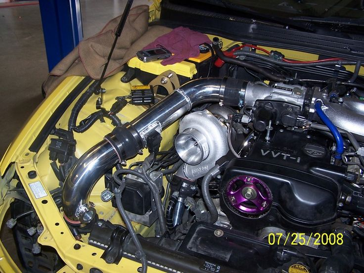 Is300 Big Turbo On Stock 2jz Ge Lexus Is300 Toyota