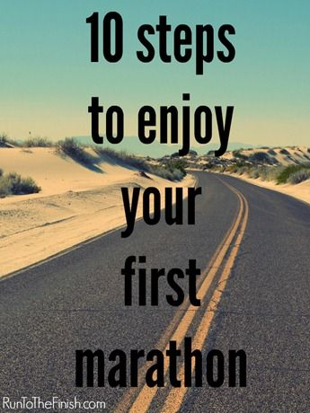10 Marathon Training Secrets At mile 24, runners will tell you that they start to pray. GET Spiritual.