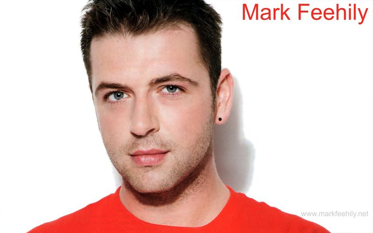 Mark Feehily - gorgeous voice.
