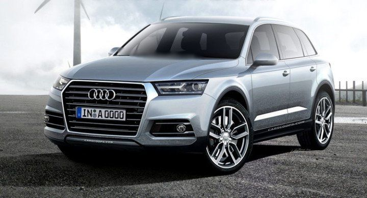 2015 Audi Q7 Price and Review  The 2015 Audi Q7 is a four doors sports utility vehicle that is designed to accommodate seven passengers.