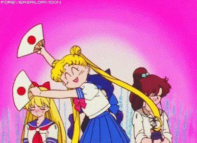 Finalmente DIC Entertainment consiguió los derechos para traducir la serie que se emitía en Japón.