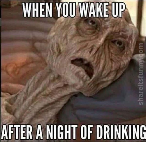After A Night Of Drinking - https://shareitsfunny.com/after-a-night-of-drinking/ - Funny Pictures on  Share Its Funny  #afteranightofdrinking