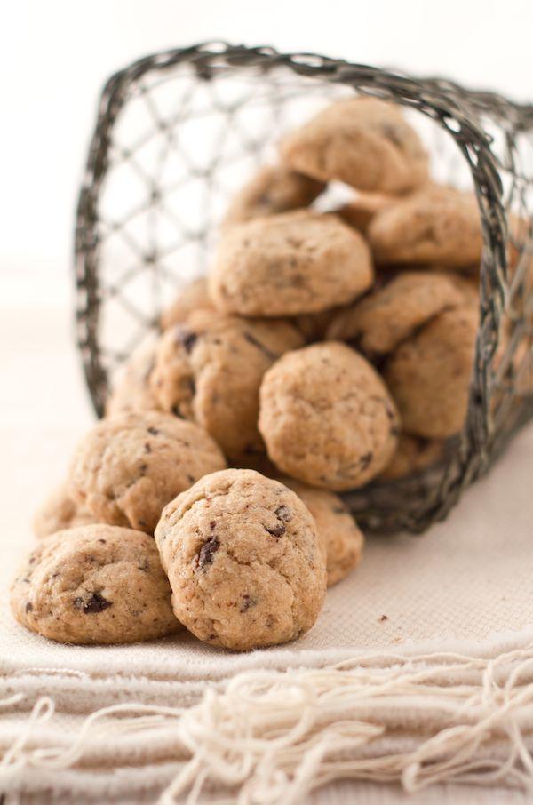cookies al cioccOlato e caffé