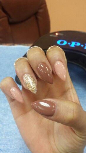 Stilleto nails ❤