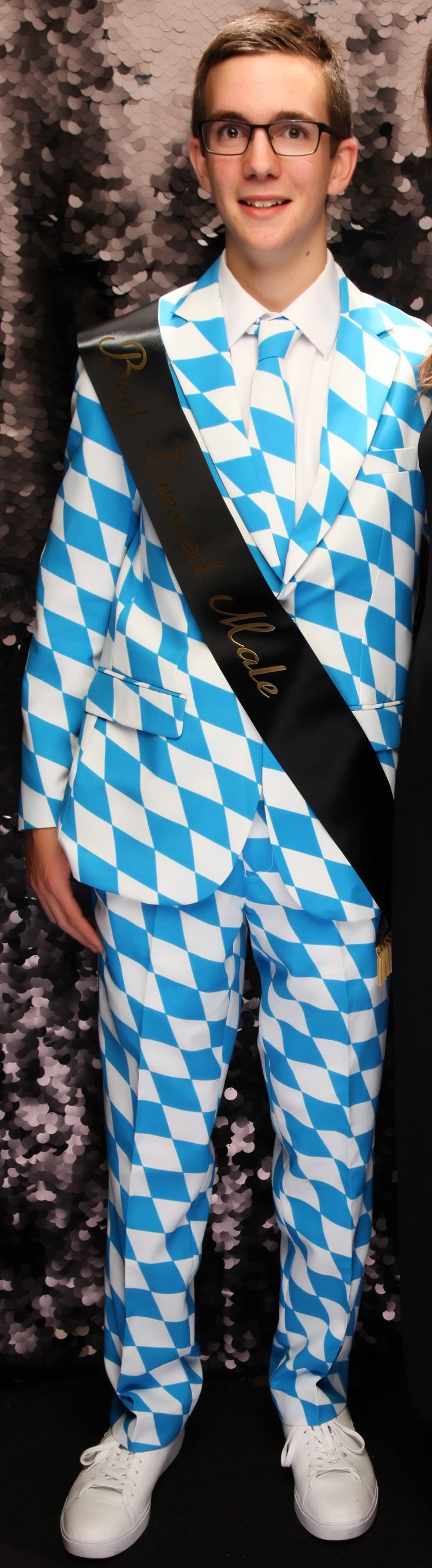 St Kentigern College Ball 2016. Best dressed male.  www.whitedoor.co.nz