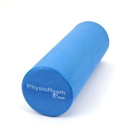 PhysioRoom Fitnessrolle Schaumstoffrolle Foam Roller 15 cm x 45 cm - Ideal für Yoga, Pilates & Fitness Übungen - Strapazierfähig dank EVA - Schaum - Schockabweisend - Optimal zur Muskelstärkung & Rehabilitation - Für Massage geeignet: Amazon.de: Sport & Freizeit
