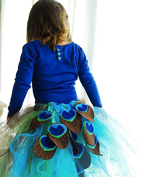 peacock child costume - Google Search