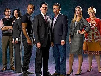 Criminal Minds cast: Matthew Gray Gubler, Paget Brewster, Shemar Moore, Thomas Gibson, Joe Mantegna, AJ Cook, Kirsten Vangsness