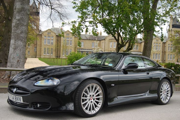 Jaguar XKR Grantley Design