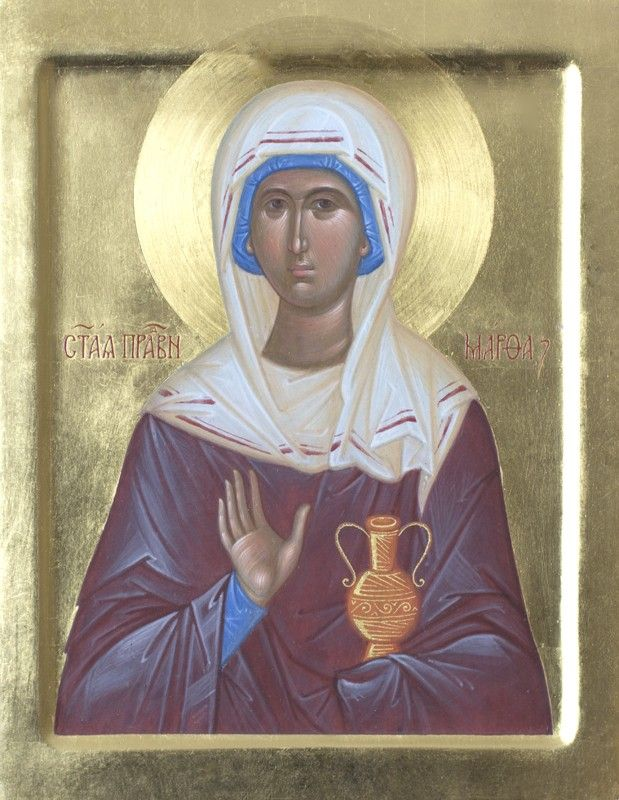 Icon of Saint Martha