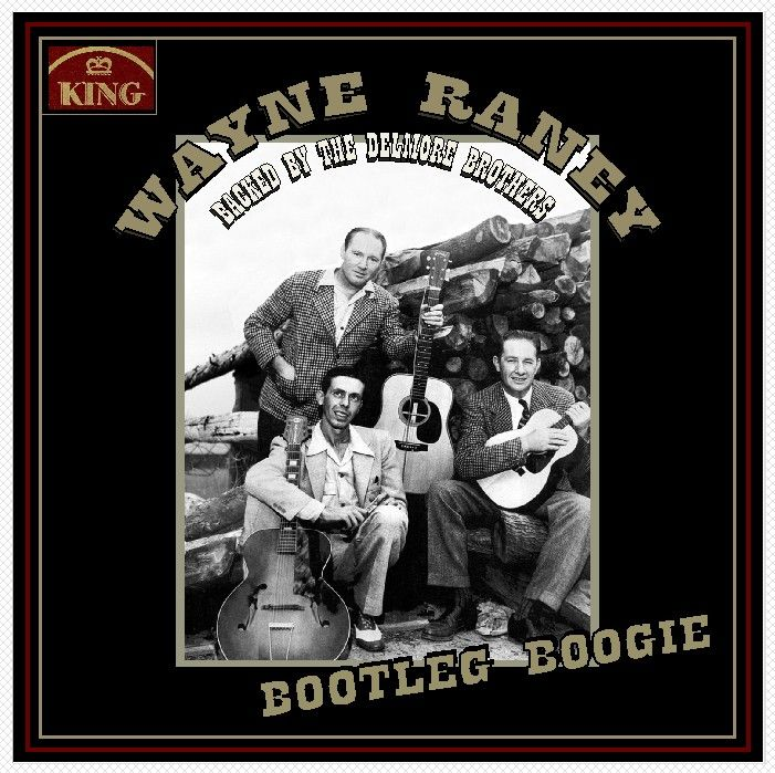 Wayne Raney & The Delmore Brothers