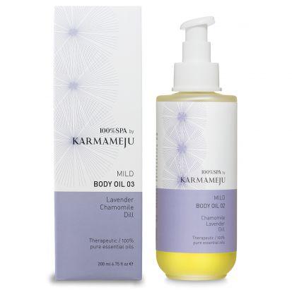 Karmameju MILD body oil 02 299,-