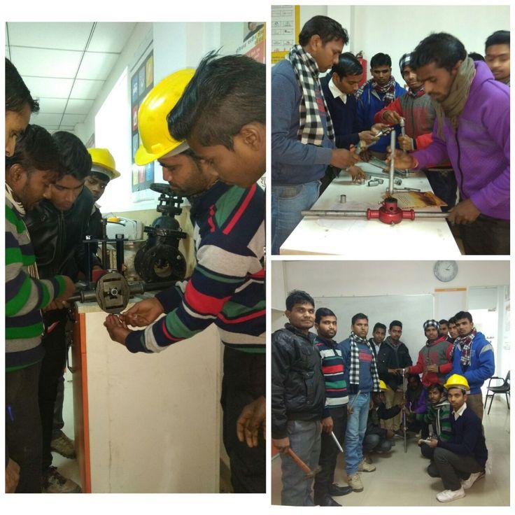 Practical Session of Plumber Lab Activities done at #PMKK Pilibhit  #SkillIndia #NSDC National Skill Development Corporation #DharmendraPradhan #ISupportSkillIndia #PMKVY #RPL #Skill4NewIndia Indian Plumbing Skills Council - #IPSC #Maneka Gandhi  Join us on:- FACEBOOK-: www.facebook.com/MahendraSkills TWITTER-: www.twitter.com/MahendraSkills YOUTUBE-: www.youtube.com/MahendraSkills INSTAGRAM-: www.instagram.com/MahendraSkills