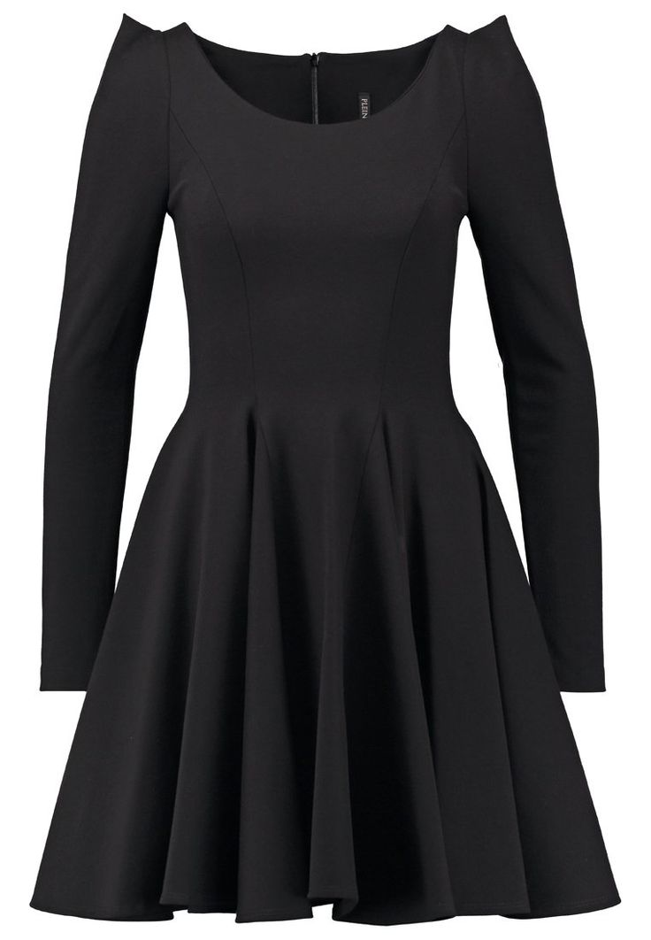 Plein Sud Jeanius elegant dress - black