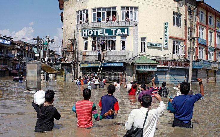 Attempt by Indian authorities to take credit for relief effort has backfired