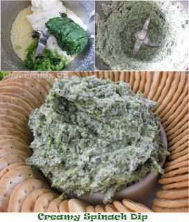 Utterly Organised: Spinach Dip Recipe - Festive Season Food!!