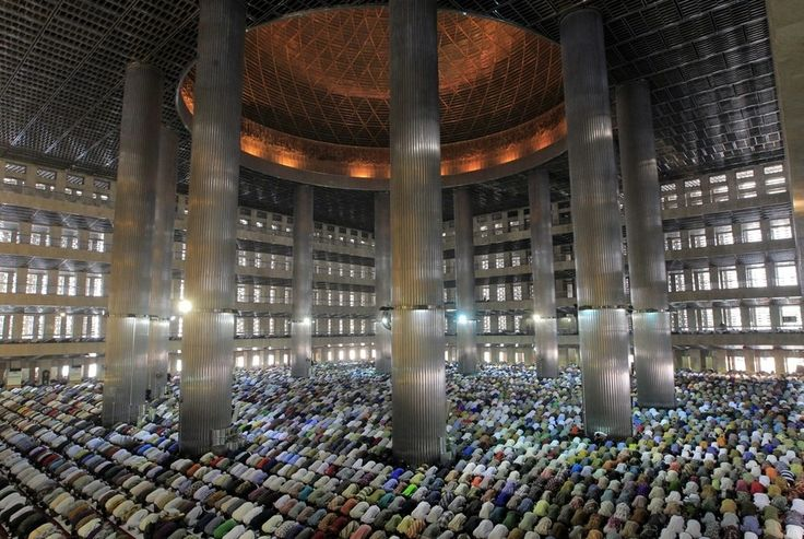 Istiqlal Mosque - Jakarta - Indonesia