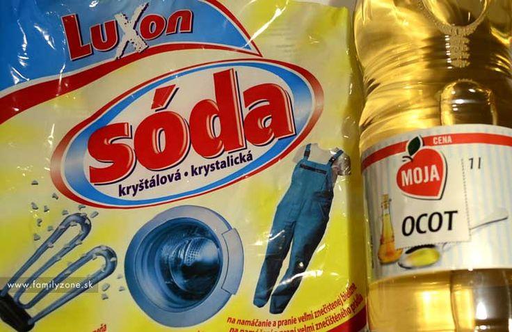 Účinný spôsob, ako vyčistiť práčku | www.familyzone.sk