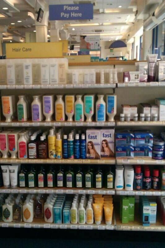 Here is FAST on display at the fantastic London pharmacy: John Bell & Croyden. You can find them at: 50-54 Wigmore St, London W1U 2AU tel: 020 7935 5555 (open Monday - Sunday)