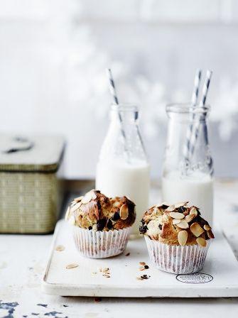 Panettone muffins