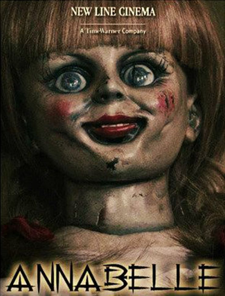 "Trailer for The Conjuring spin-off horror movie ""Annabelle"" is expected October 3, 2014"