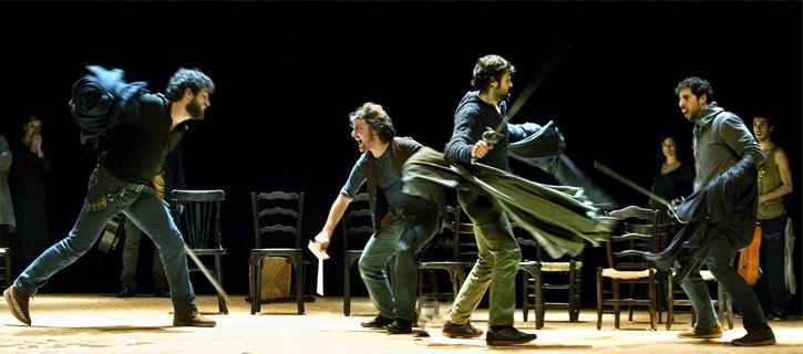 El caballero de Olmedo | Teatre Lliure