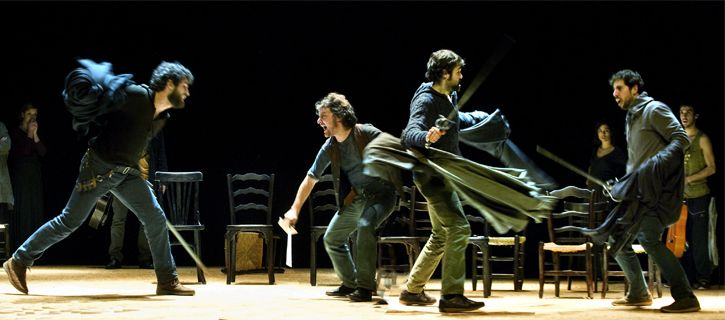 """""""El caballero de Olmedo"""", de Lope de Vega [dir. Lluís Pasqual] (Teatre Lliure, 15.03.2014)"""