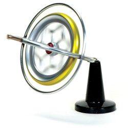 Gyroscoop - de originele ijzeren evenwichtstol, al 80 jaar lang nauwelijks veranderd!