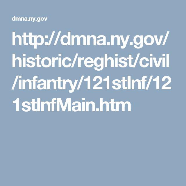 http://dmna.ny.gov/historic/reghist/civil/infantry/121stInf/121stInfMain.htm