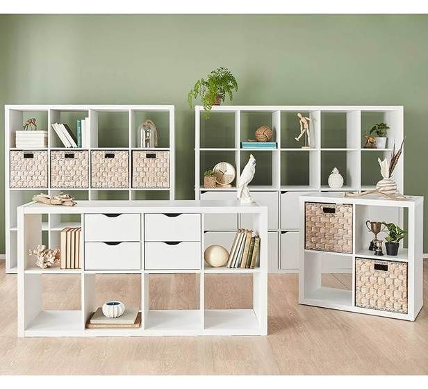 Matrix 4 Shelf Cube