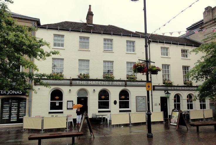 Newbury - the Hatchet Inn