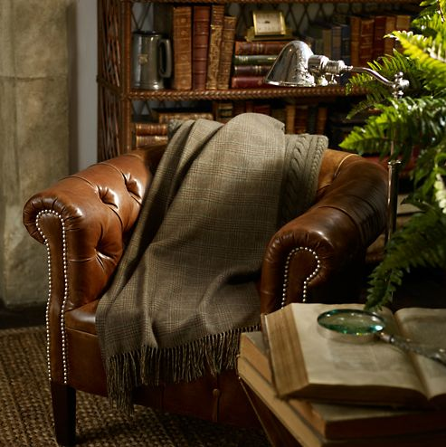 1000 Images About Leather Chesterfield Sofa On Pinterest