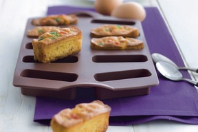 MultiFlex Mini Cake tupperware