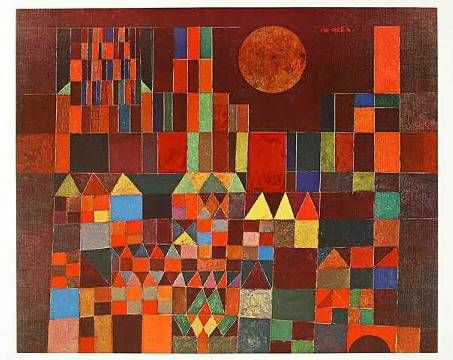 1000 images about artist paul klee bauhaus on pinterest. Black Bedroom Furniture Sets. Home Design Ideas