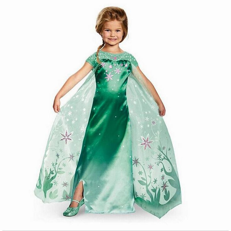 girls dress summer princess gauze dress Animated dress Girls short sleeve elsa dress girls clothes Christmas costumes for girls $13.13 => Save up to 60% and Free Shipping => Order Now! #fashion #woman #shop #diy www.uniquebaby.ne...