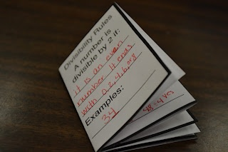 Classroom Freebies Too: Remembering Divisibility Rules