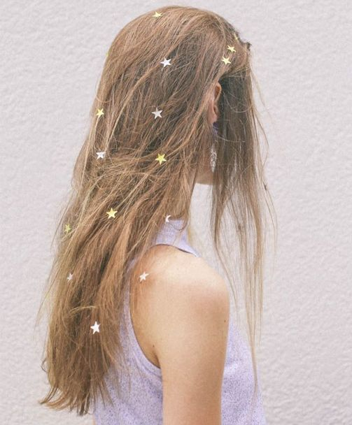 Long Hairstyles with Stars | Full Dose