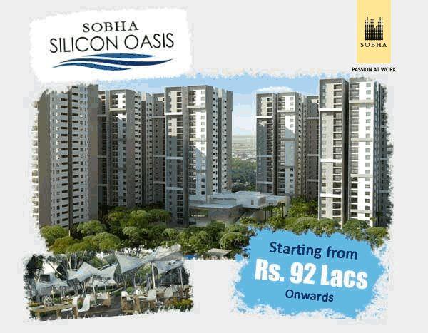 Sobha Silicon Oasis Bangalore