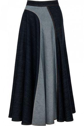 Джинсовая юбка макси LANVIN - Торговый Дом «Волна»