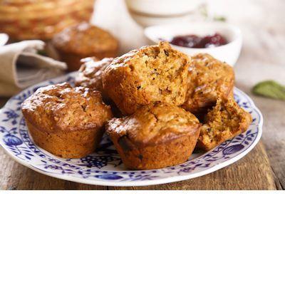 Ontbijtmuffins met appel en kaneel CB | Sugarchallenge: 100% Suikervrij
