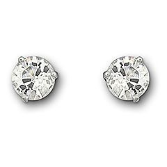 SWAROVSKI SOLITAIRE CRYSTAL EARRINGS   Classic elegance, a pair of dazzling single crystal stud earrings.   For pierced ears   Brand new in Swarovski gift box  Please note: For reasons of hygiene this item is non returnable.      OUR PRICE £34.00