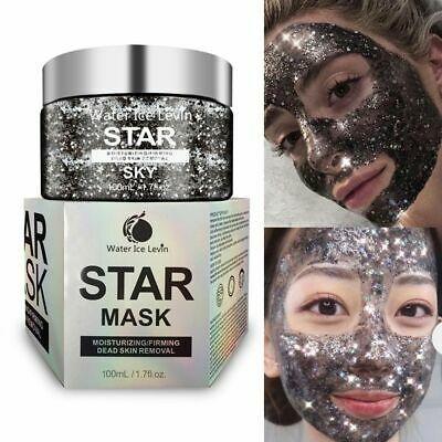 star gesichtspflege maske ziehen sie die maske str…