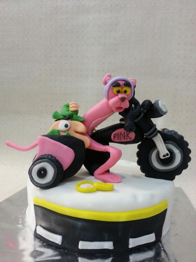 The Pink Panther  https://www.facebook.com/WordofMouthEventsandPlanning?ref=hl