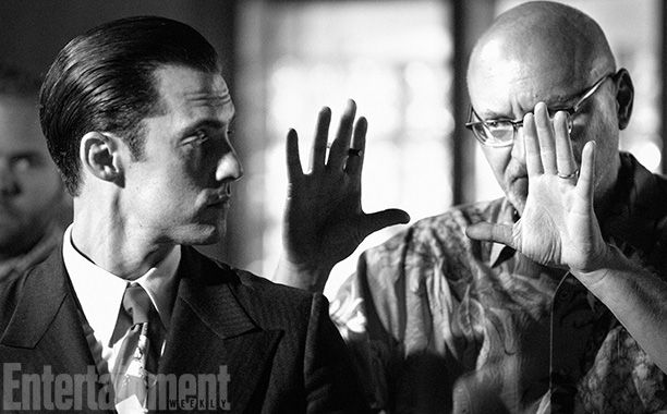 Frank Darabont: 'I'm not out to prove anything' on 'Mob City'
