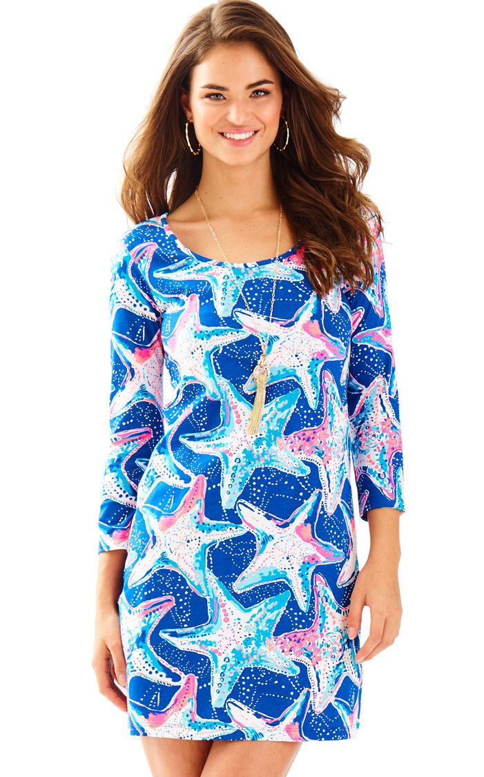 Check out this product from Lilly - Beacon T-Shirt Dress  https://www.lillypulitzer.com/product/new-arrivals/for-women/beacon-t-shirt-dress/pc/1/c/3/10308.uts